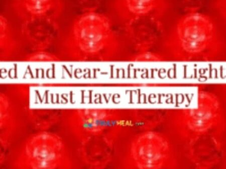 near infrared light therapy